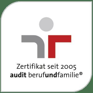 zertigikat 2005, audit beruf und familie