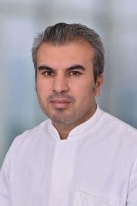 Dr. Mohamad, Chirurgische Klinik 1