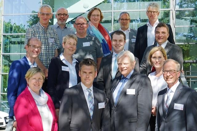 Christophorus Traegergesellschaft Fachtagung Menschen mit Behinderung im Krankenhaus Stift Tilbeck Caritasverband
