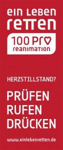 Ein Leben Retten, 100 pro reanimation