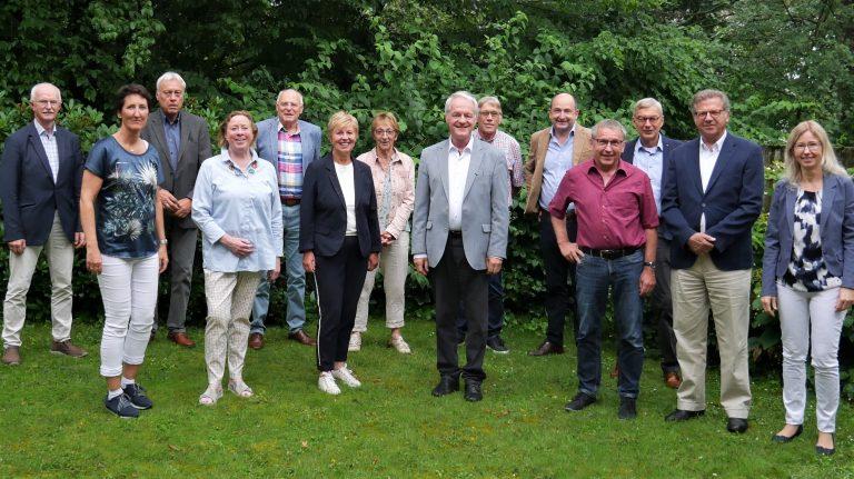 Christophorus Kliniken Foederverein erweiterter Vorstand