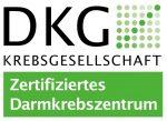 Zertifiziertes Darmkrebszentrum, DKG Krebsgesellschaft